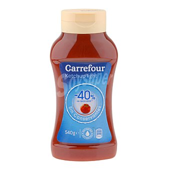 Carrefour Ketchup light 550 g