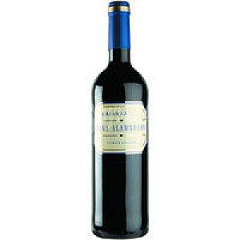 Alambrada Vino Tinto Crianza Botella 75 cl