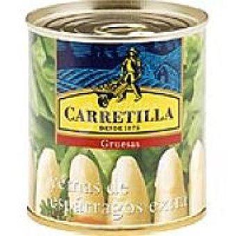 Carretilla Yema muy gruesa de espárrago Lata 110 g