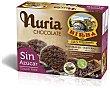 Nuria galletas con pepitas de chocolate sin azúcar  estuche 405 g Birba