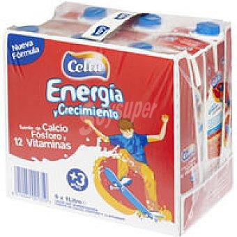 Celta Leche de Energía-Crecimiento Pack 6x1 litro
