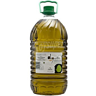 Deguste Aceite de oliva virgen extra intenso Garrafa 5 litros