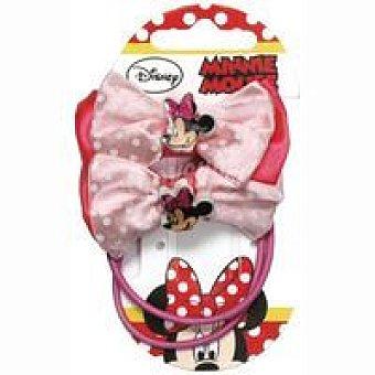 Minnie Disney Coletero lazo Pack 1 unid