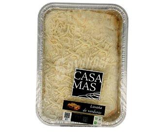 Casa Mas Lasaña verduras 400 g