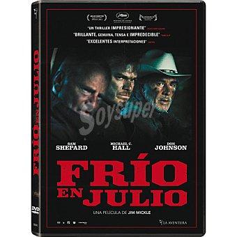 JULIO Frío En (jim Mickle)