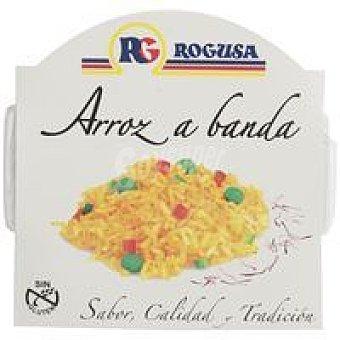 Rogusa Arroz abanda Bandeja 250 g