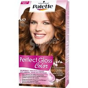 PALETTE Perfect Gloss Tinte canela tent. N. 657 Caja 1 unid