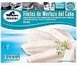 Filetes de Merluza del Cabo, congelados y sin piel 600 g Pereira