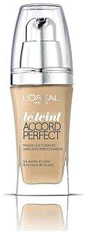 L'Oréal Paris Maquillaje Accord Perfect R4 Naturel Rose de l'oréal 1 ud
