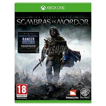 XBOX ONE Videojuego La Tierra Media: Sombras De Mordor  1 Unidad