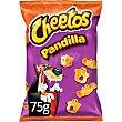Snacks de patata sabor queso drakis pandilla Bolsa 75 g Cheetos Matutano
