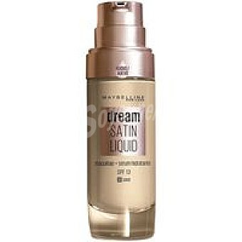 Maybelline New York Maquillaje serum Dream Satin 30 Sand Pack 1 ud