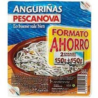Pescanova Anguriña Pack 2x150 g