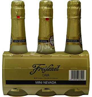 Freixenet Cava carta nevada mini 3 UNI