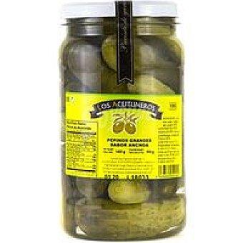 Los Aceituneros Pepinos Frasco 700 g