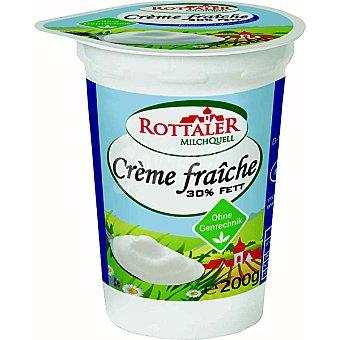 ROTTALER Creme Fraiche Crema fresca estilo francés Vaso 200 g