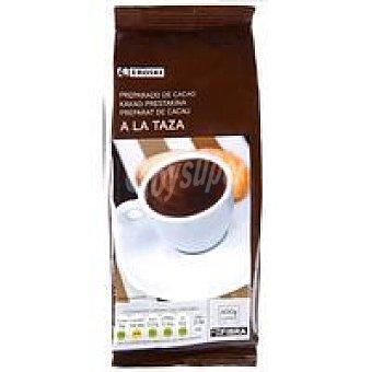 Eroski Preparado de cacao a la taza Paquete 400 g