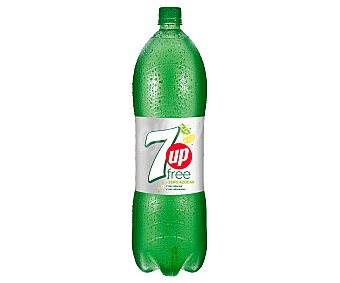 7Up Lima limon con gas light Botella 2 l
