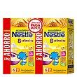 Papilla de 8 cereales Pack 2x1200 g Nestlé Papillas