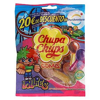 Chupa Chups Gominolas Lollies con zumo de limón y aromas naturales Bolsa 175 g