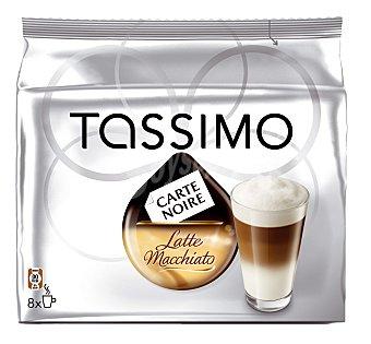 Tassimo Café Latte Machiato Cápsulas 8 capsulas ( 480 g )