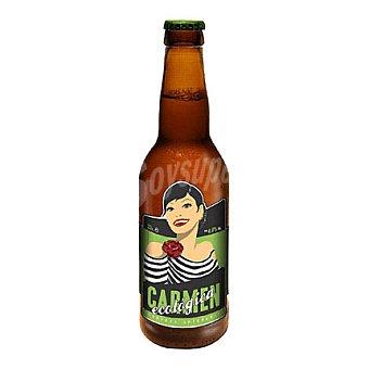 Carmen Cerveza ecológica  Botella 33 cl