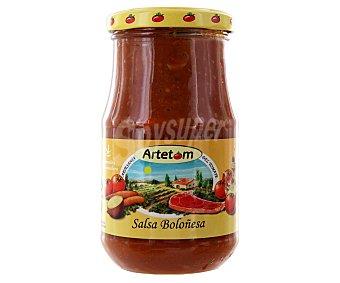 Artetom Salsa Boloñesa Tarro de 350 Gramos