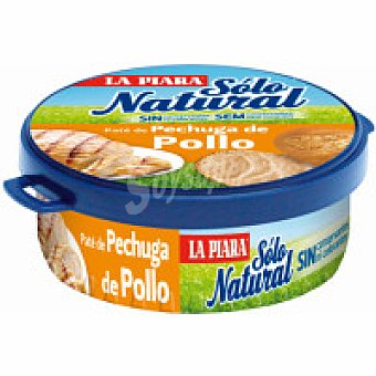 La Piara Paté de pollo Lata 77 g