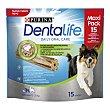 Dentalife snack dental para perros de raza mediana 12-25 kg envase 345 g 12-25 kg Purina