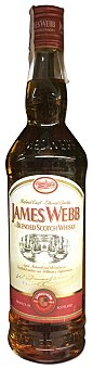 JAMES WEBB Whisky escocés Botella de 70 cl