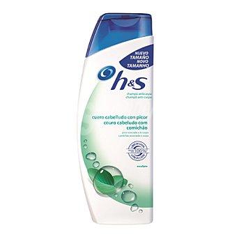H&S Champú anticaspa para cuero cabelludo con picor 385 ml