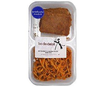 Bo de Debò Duo tallarines con San Jacobo 0.3 kg