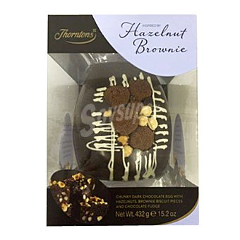 Thorntons Huevo brownie 432 g