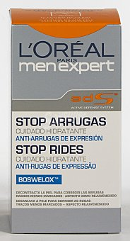 L'Oréal Men Expert Cuidado Hidratante Anti-Arrugas de Expresión de Men Expert 50 ml