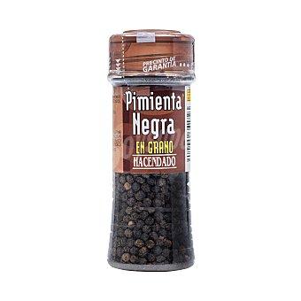Hacendado Pimienta negra grano (tapón marron) Tarro 70 g