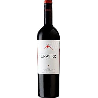 CRATER Vino tinto D.O. Tacoronte Acentejo botella 75 cl Botella 75 cl