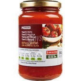 Eroski Tomate frito casero con aceite de oliva Frasco 350 g