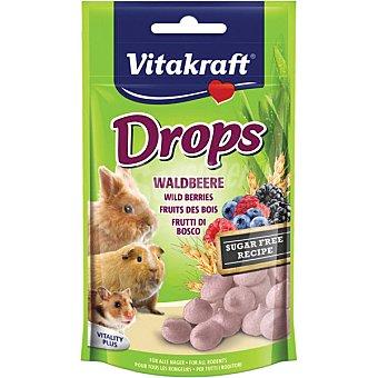Vitakraft Complemento con frutas del bosque para roedores envase 75 g