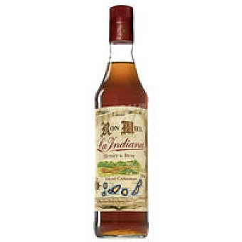 La Indiana Ron de miel Botella 70 cl