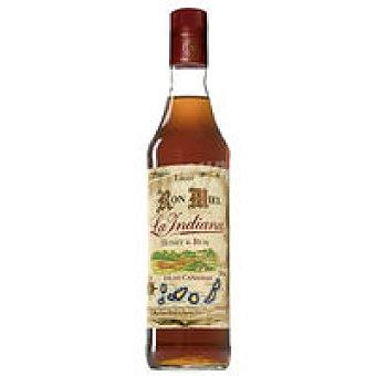 La Indiana Ron de miel Botella 70 cl