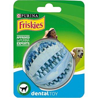 Friskies Purina Juguete Dental Toy para perro adulto 10-25 kg 1 unidad
