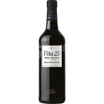 Viña 25 Vino dulce Pedro Ximenez de Jerez botella 75 cl Botella 75 cl