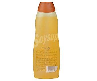 COSMIA Gel de baño o ducha con extracto de aceite de argán, especial para pieles secas 750 mililitros