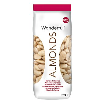 Wonderful Almendras Bolsa 200 g