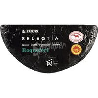 Eroski Seleqtia Queso Roquefort D.O.P. Eroski 250 g