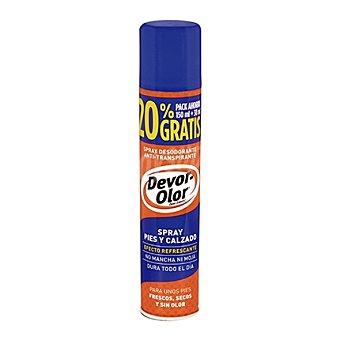 Devor-olor Desodorante para pies y en spray 150 ml