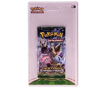 Pokemon Sobre de 10 cartas XY Destinos Enfrentados 1 unidad
