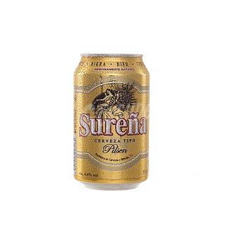 Sureña Cerveza Sureña pilsen Lata 33 cl