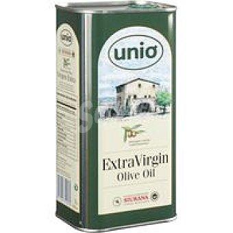 D.O. UNIO Siurana Aceite de oliva virgen Botella 1 litro
