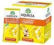 Colágeno y magnesio con sabor a limón Caja 30 sobres  Aquilea